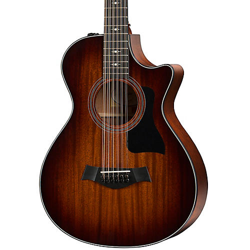 Taylor 362ce Grand Concert 12-String Acoustic-Electric Guitar thumbnail