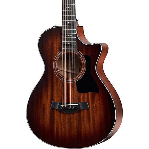 Taylor 362ce V-Class 12-Fret Grand Concert 12-String Acoustic-Electric Guitar thumbnail