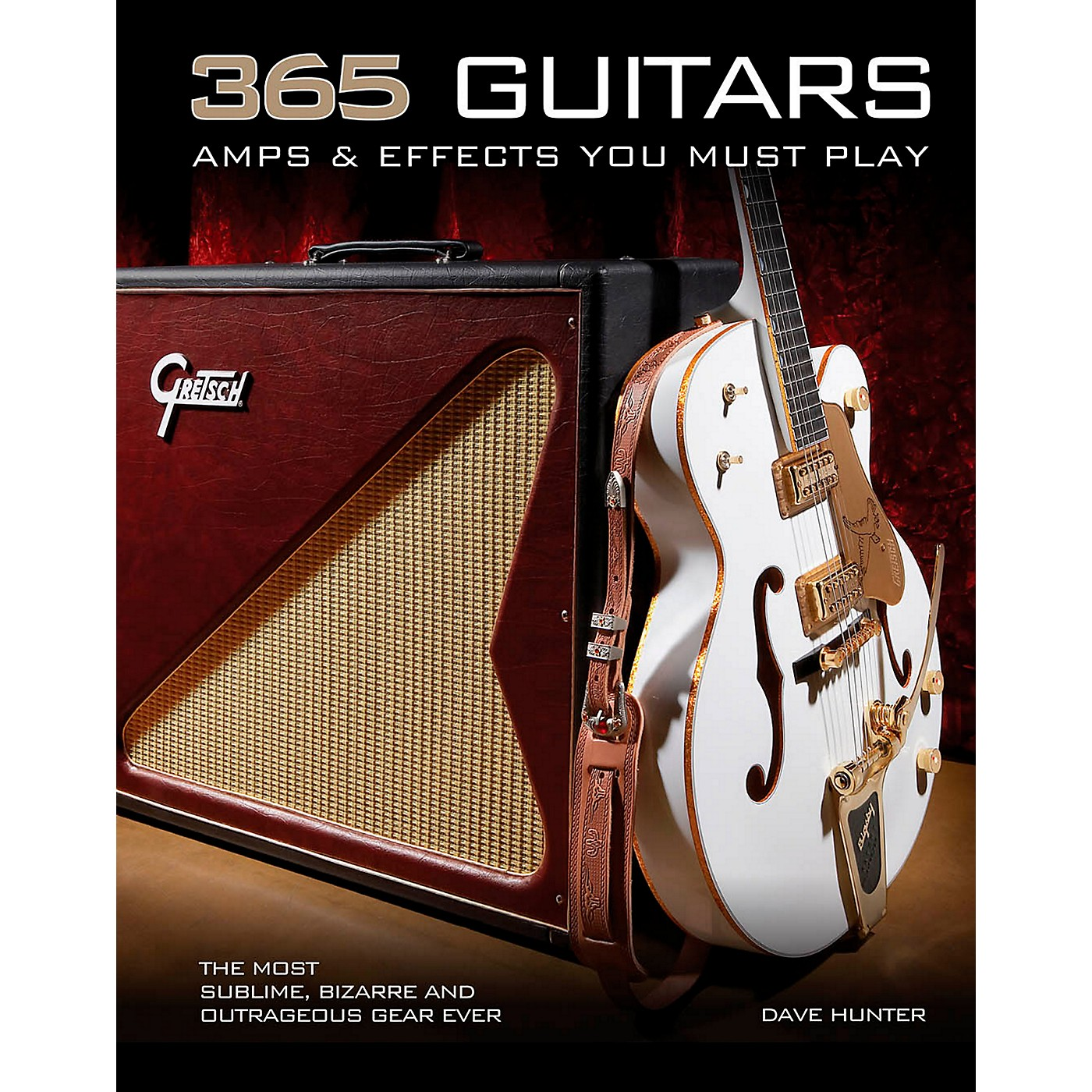 Hal Leonard 365 Guitars Amps And Effects You Must Play thumbnail