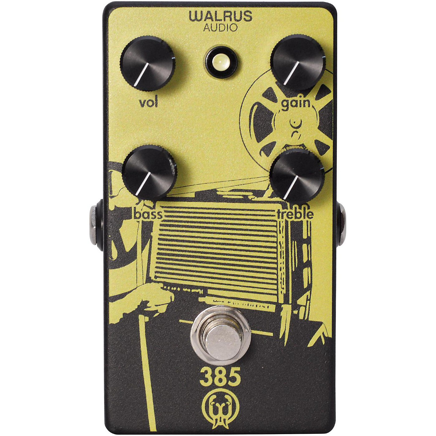 Walrus Audio 385 Overdrive Effects Pedal thumbnail