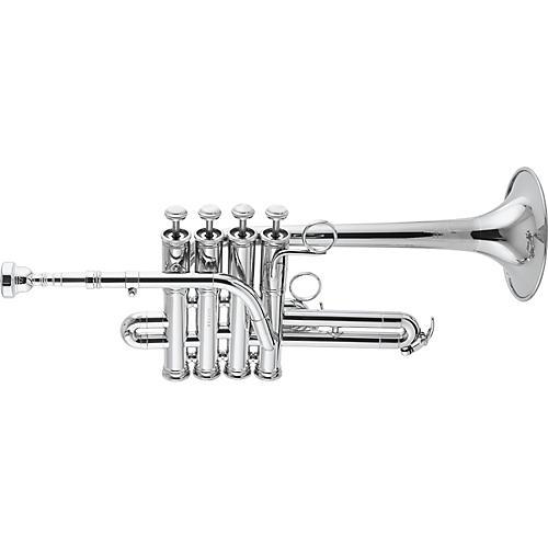 Getzen 3916 Custom Series Bb/A Piccolo Trumpet-thumbnail