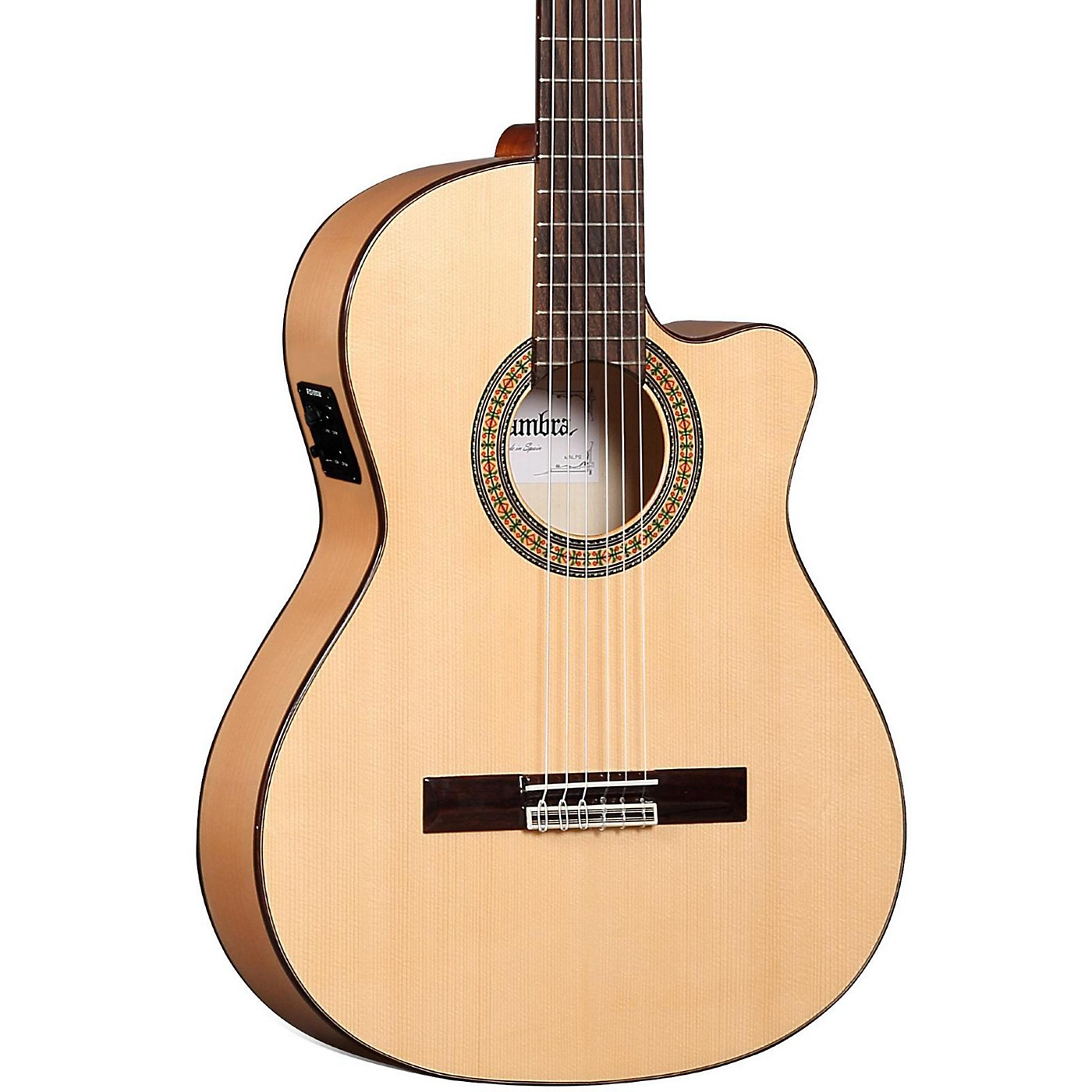 Alhambra 3F CT Flamenco Acoustic-Electric Guitar thumbnail