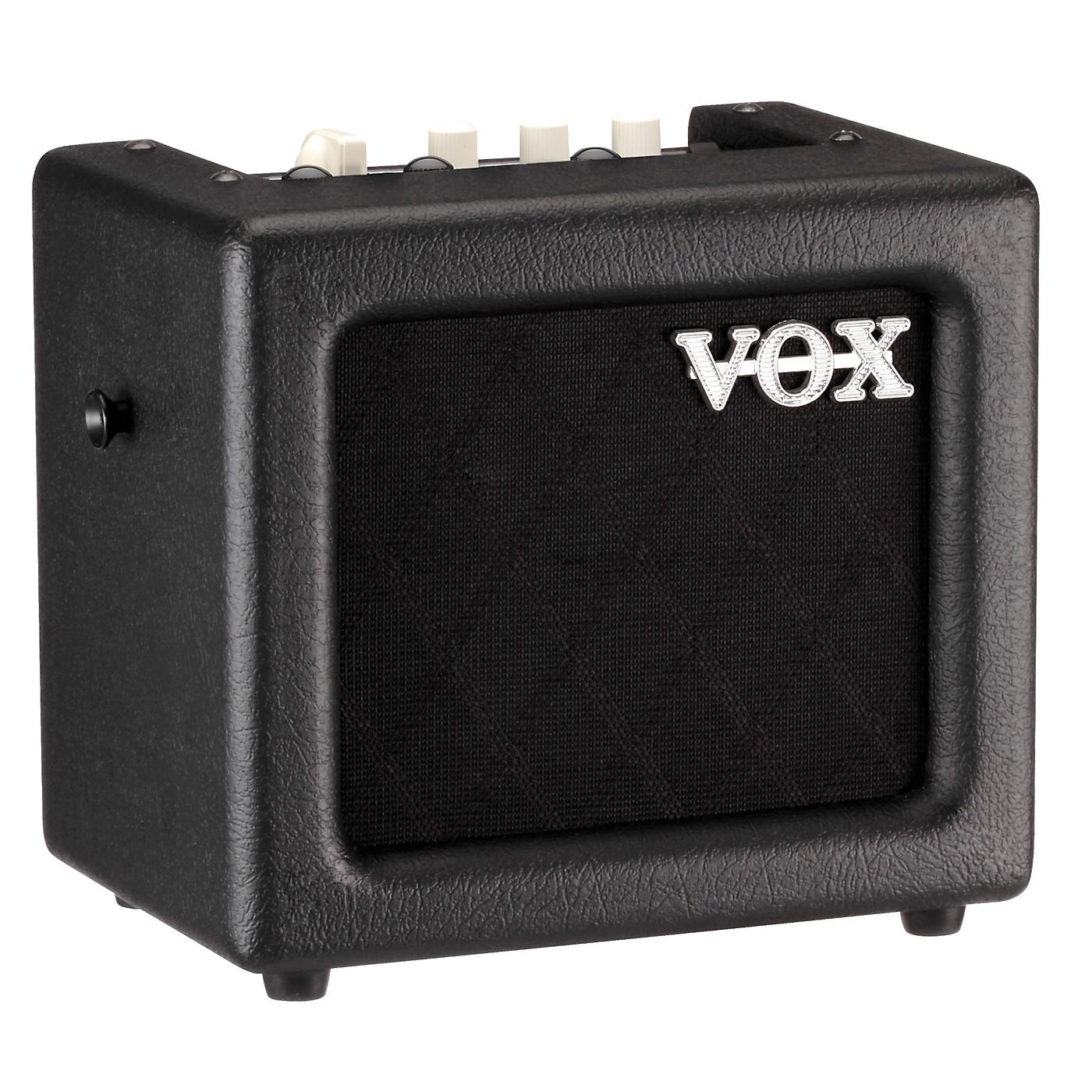 Vox 3W Battery-Powered Modeling Amp thumbnail