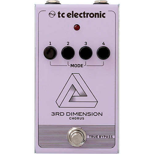 TC Electronic 3rd Dimension Chorus Effects Pedal thumbnail