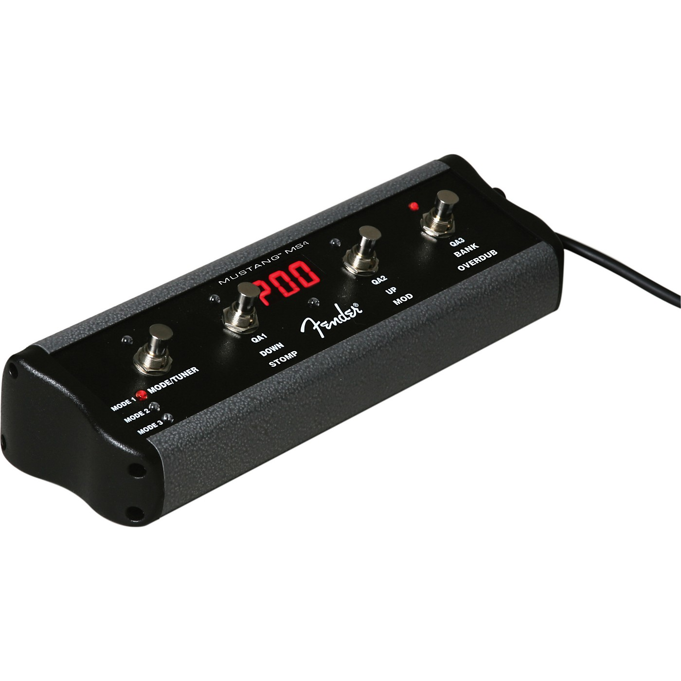 Fender 4-Button Footswitch for Mustang Amps thumbnail