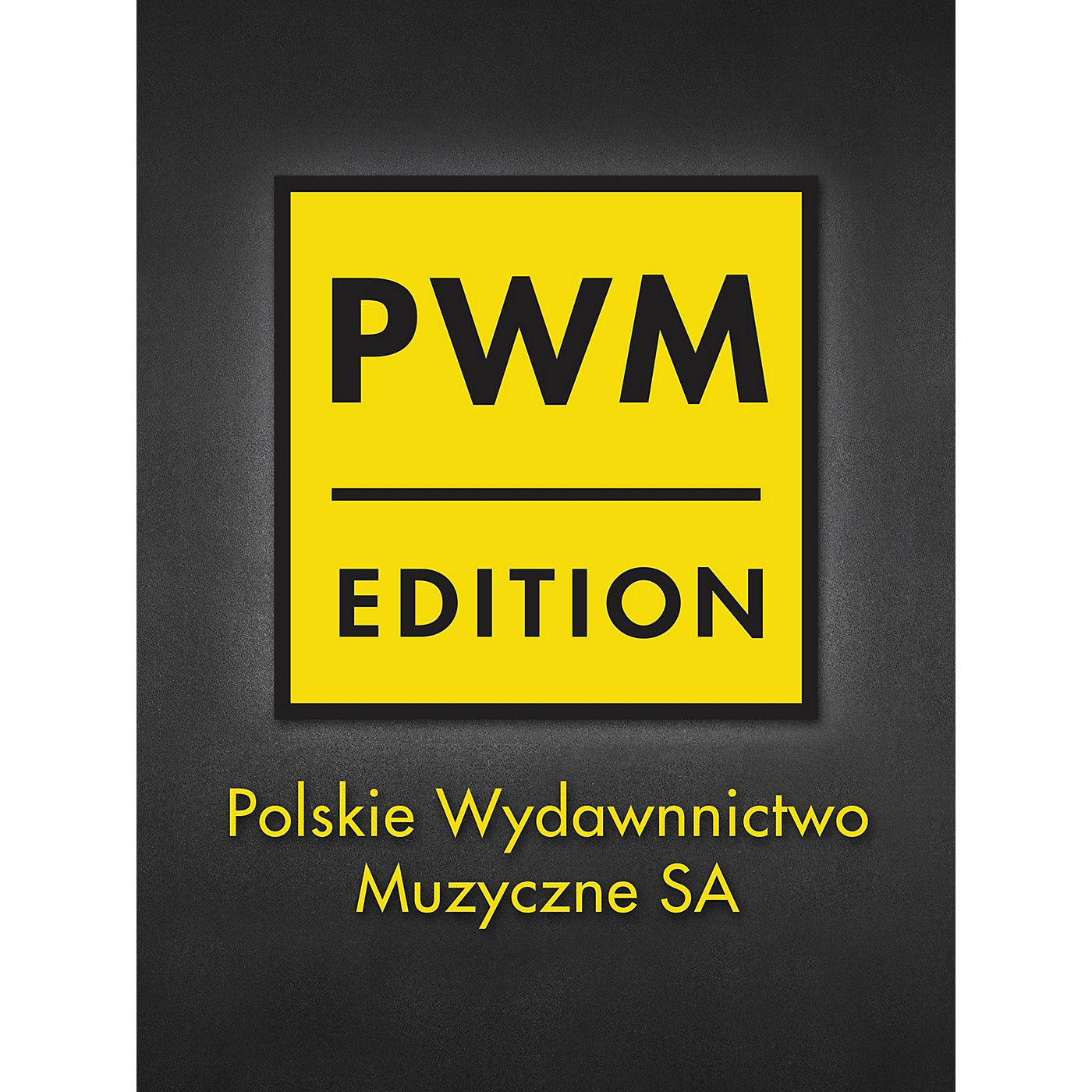 PWM 4 Caprici Per Viola Solo PWM Series Softcover Composed by Grazyna Bacewicz thumbnail