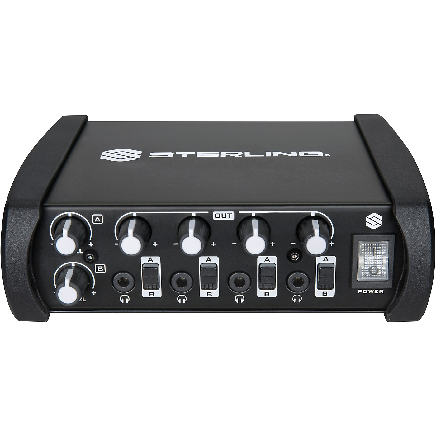 Sterling Audio 4-Channel Professional Headphone Amplifier thumbnail