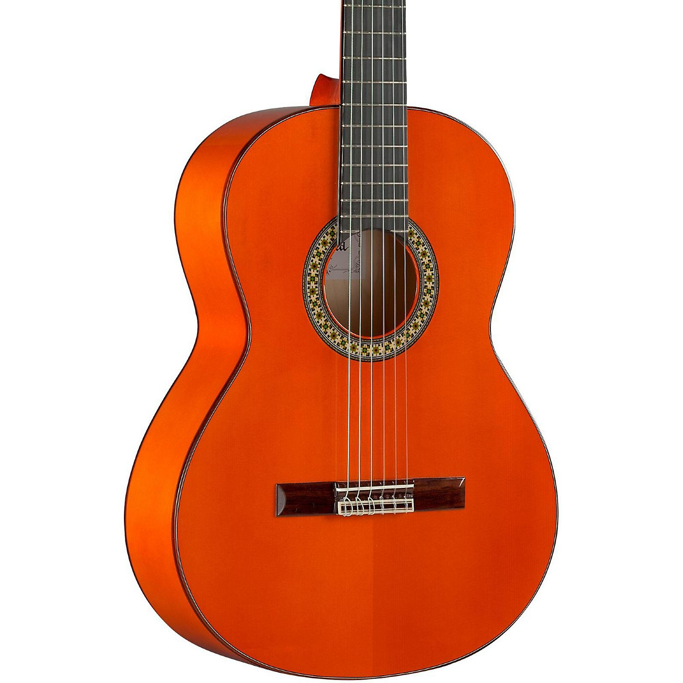 Alhambra 4 F Flamenco Acoustic Guitar thumbnail