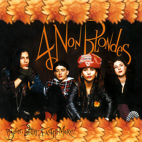 Alliance 4 Non Blondes - Bigger Better Faster More! thumbnail
