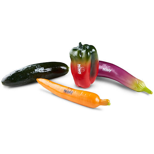 Nino 4-Piece Botany Shaker Vegetable Assortment thumbnail