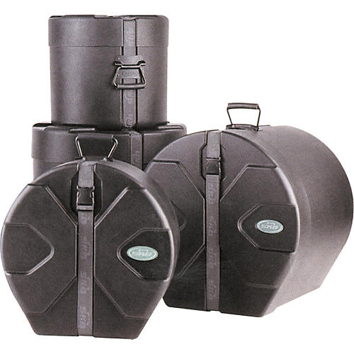 SKB 4 Piece Drum Case Set thumbnail