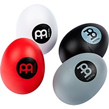 Meinl 4-Piece Egg Shaker Set with Soft to Extra Loud Volumes