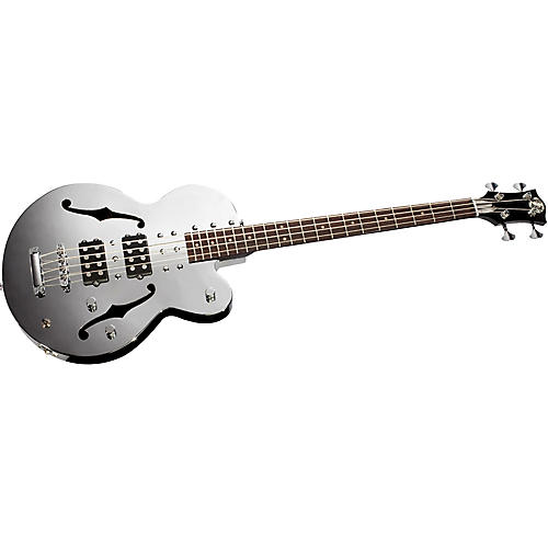 Normandy 4-String Archtop Electric Bass Guitar thumbnail