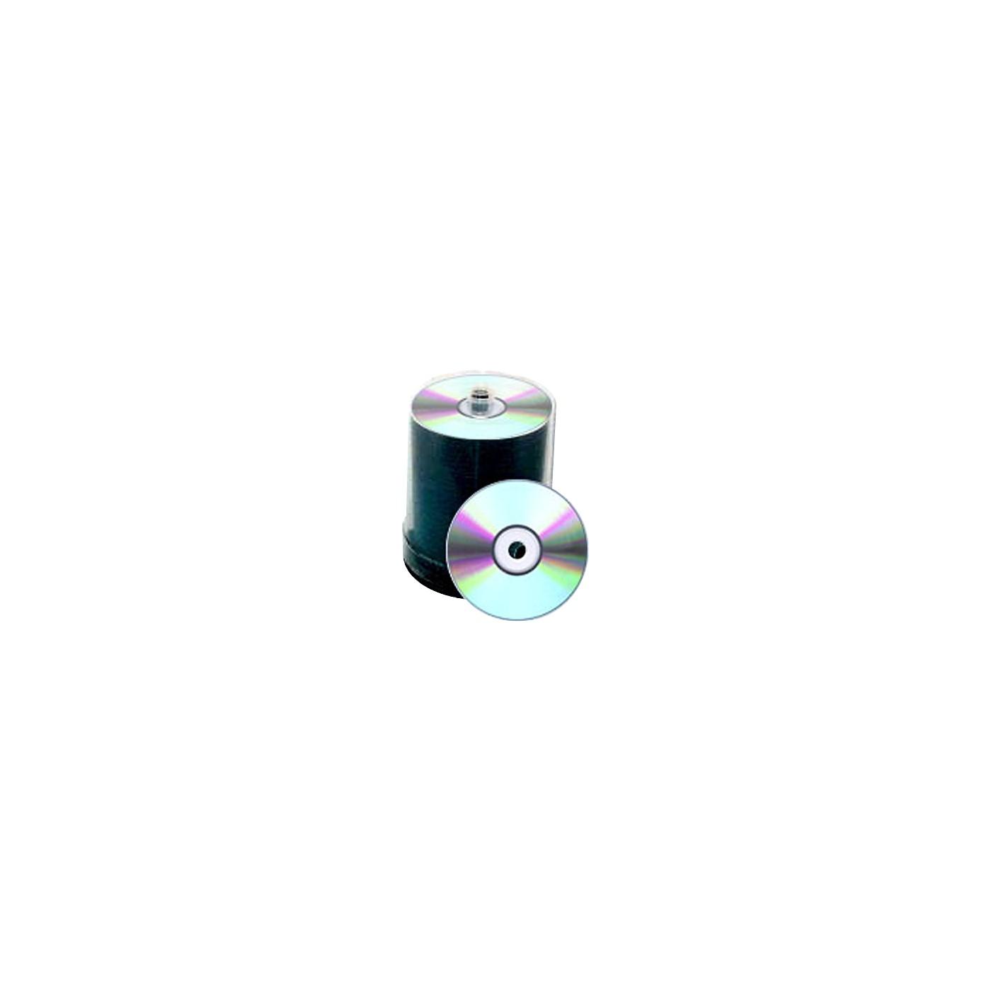 Taiyo Yuden 4.7GB DVD+R, 8X, Silver Thermal Laquer, 100 Discs thumbnail