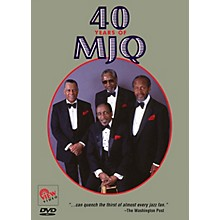View Video 40 Years of MJQ Live/DVD Series DVD Performed by Modern Jazz Quartet