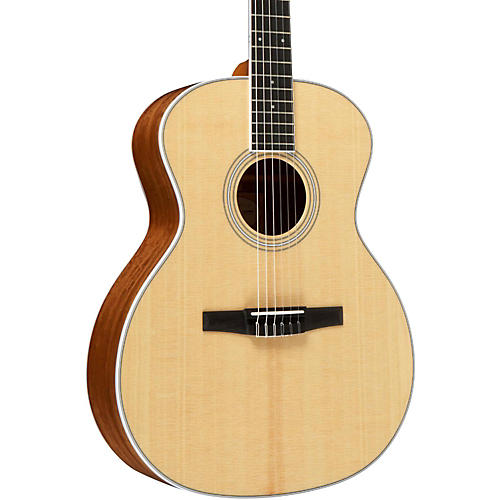 Taylor 400 Series 414-N Grand Auditorium Nylon String Acoustic Guitar-thumbnail