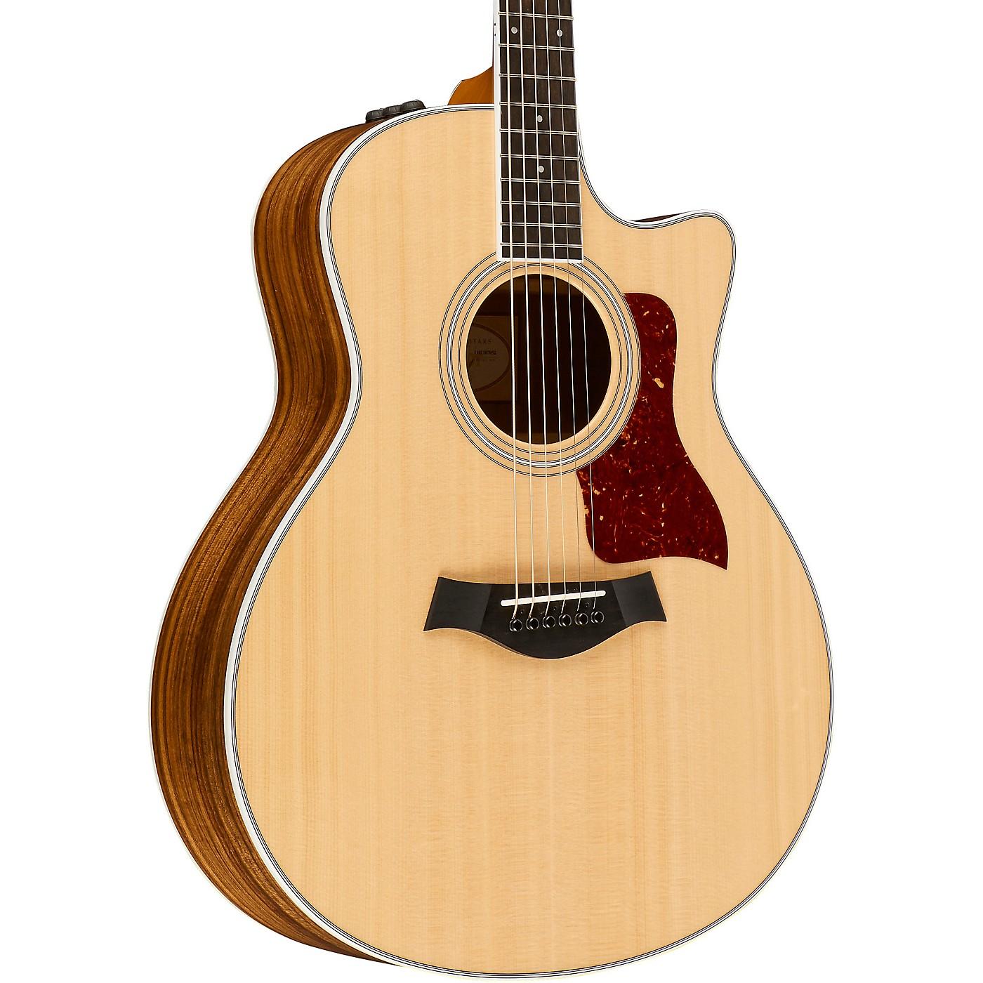 Taylor 400 Series 416ce Grand Symphony Acoustic-Electric Guitar thumbnail