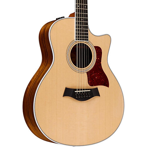 Taylor 400 Series 456ce Grand Auditorium 12-String Acoustic-Electric Guitar-thumbnail