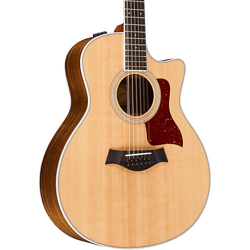 Taylor 400 Series 456ce Grand Symphony 12-String Acoustic-Electric Guitar thumbnail