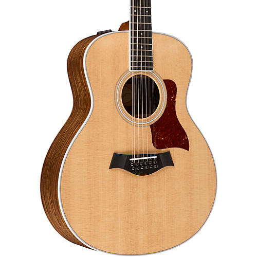 Taylor 400 Series 456e Grand Symphony 12-String Acoustic-Electric Guitar-thumbnail