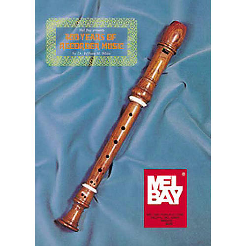 Mel Bay 400 Years of Recorder Music thumbnail