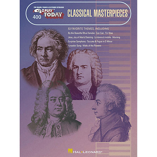 Hal Leonard 400. Classical Masterpieces thumbnail