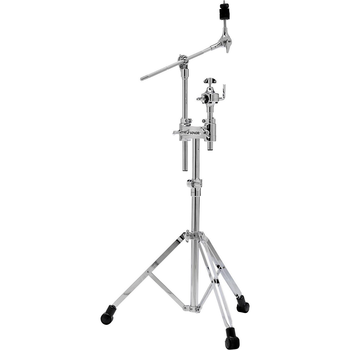 SONOR 4000 Series Combination Cymbal and Tom Stand thumbnail