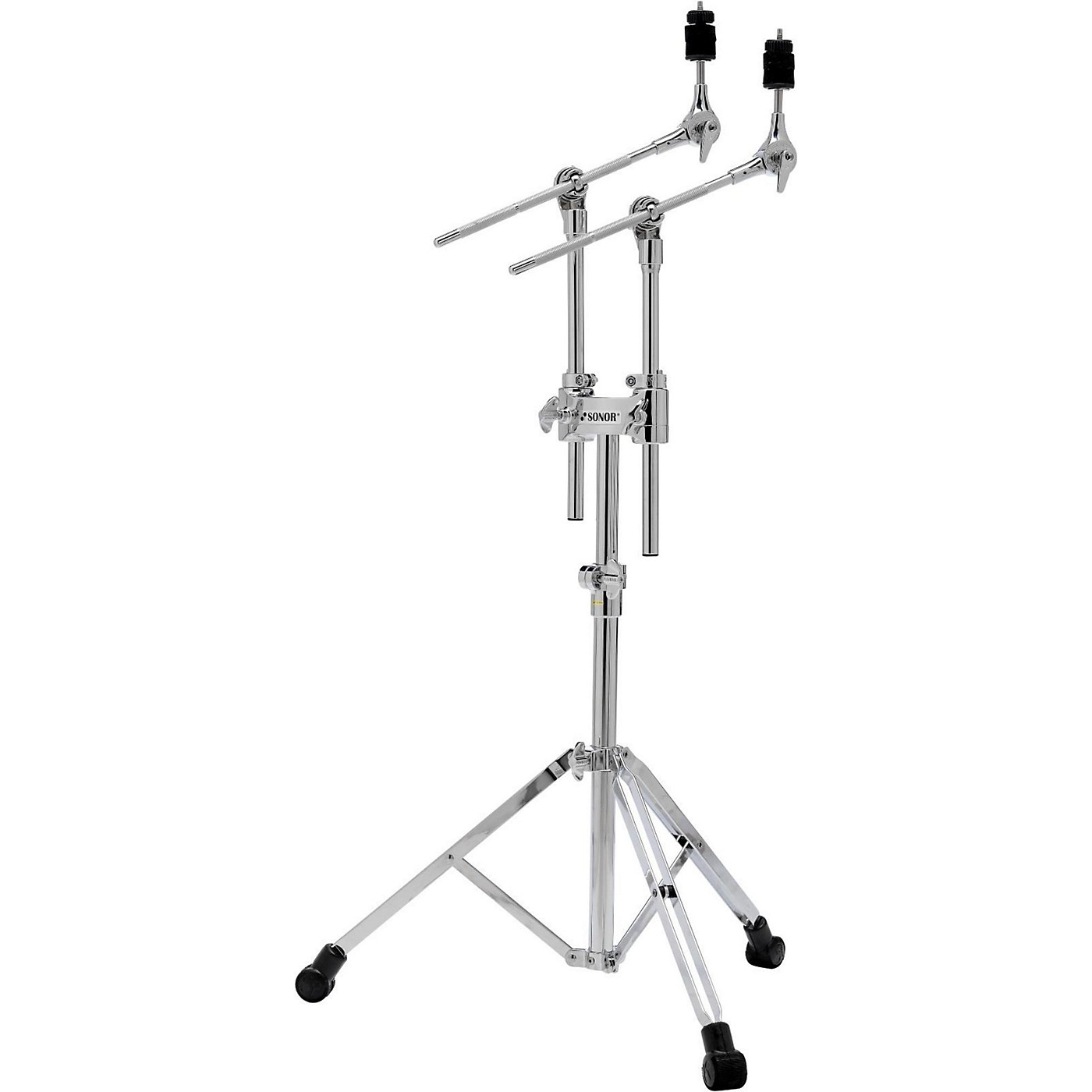 Sonor 4000 Series Double Cymbal Stand thumbnail