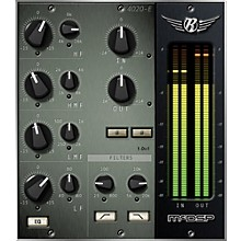 McDSP 4020 Retro EQ Native v6 Software Download