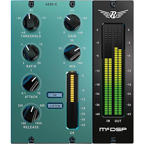 McDSP 4030 Retro Compressor HD v6 Software Download thumbnail