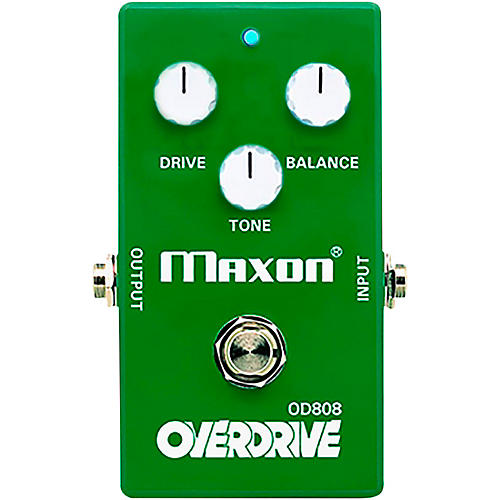 Maxon 40th Anniversary Keeley Modified Overdrive Effects Pedal thumbnail