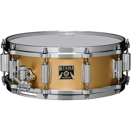 TAMA 40th Anniversary Limited Bell Brass Reissue Snare thumbnail