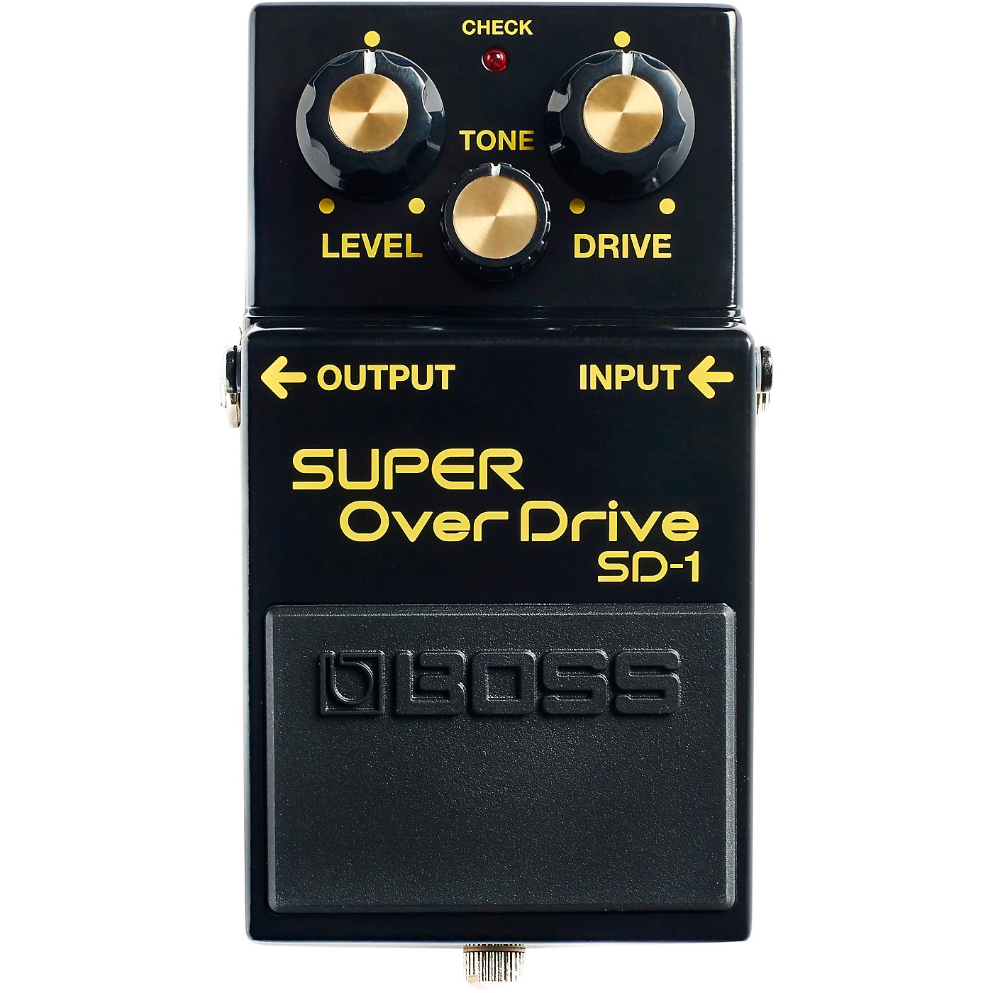 BOSS 40th Anniversary SD-1-4A Super OverDrive Effects Pedal thumbnail