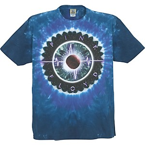 Pink Floyd Pink Floyd Pulse Concentric T-Shirt Blue XXL
