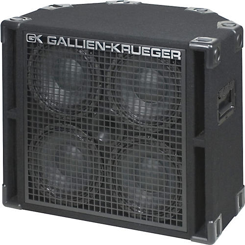 Gallien-Krueger 410RBH 800W 4x10 Bass Cab with Horn-thumbnail