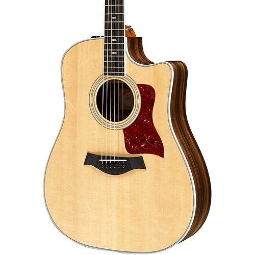 Taylor 410ce Ovangkol/Spruce Dreadnought Acoustic-Electric Guitar thumbnail
