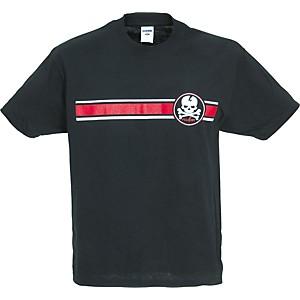 Gear One Racer Horizontal T-Shirt Black Extra Extra Large