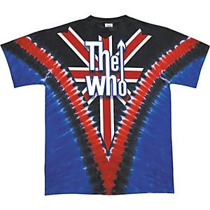 The Who The Who Long Live Rock T-Shirt Union Jack Medium