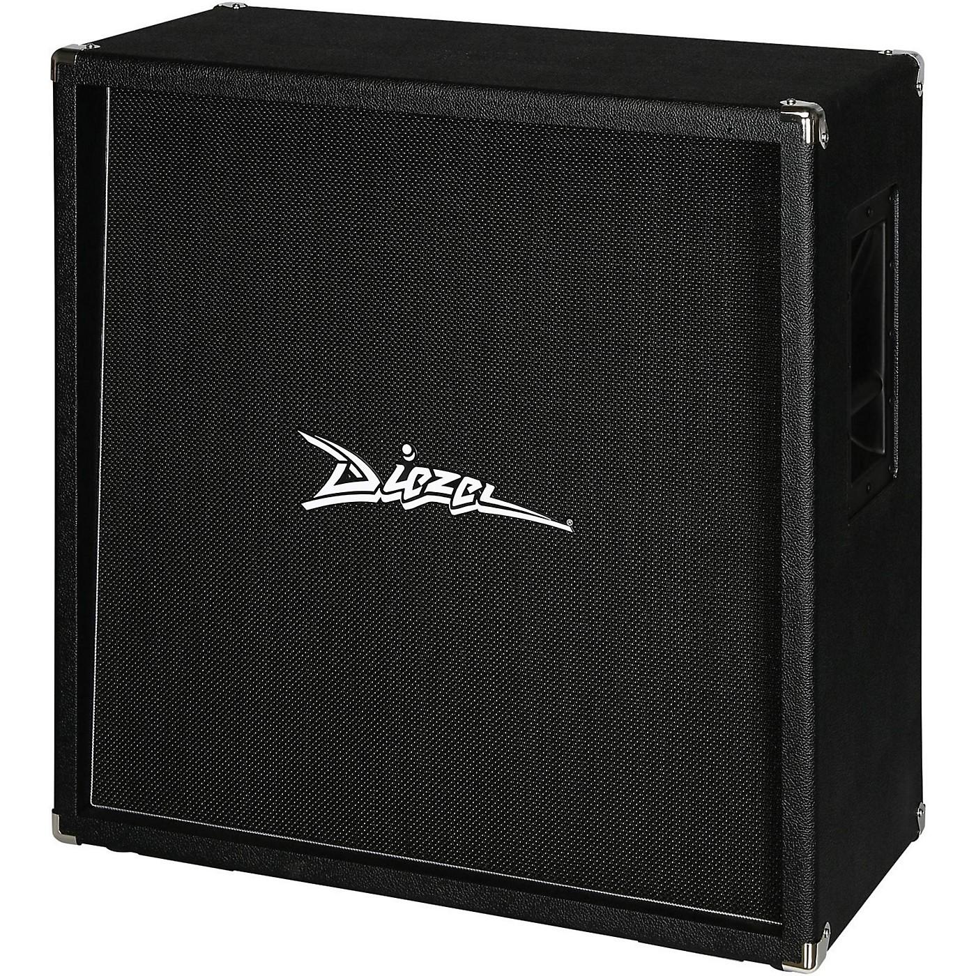 Diezel 412RV 280W 4x12 Rear Loaded Guitar Amplifier Cabinet thumbnail