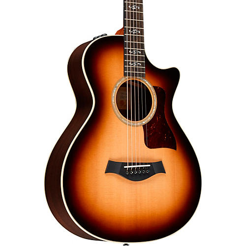 Taylor 412ce 12-Fret Special Edition Grand Concert Acoustic-Electric Guitar thumbnail