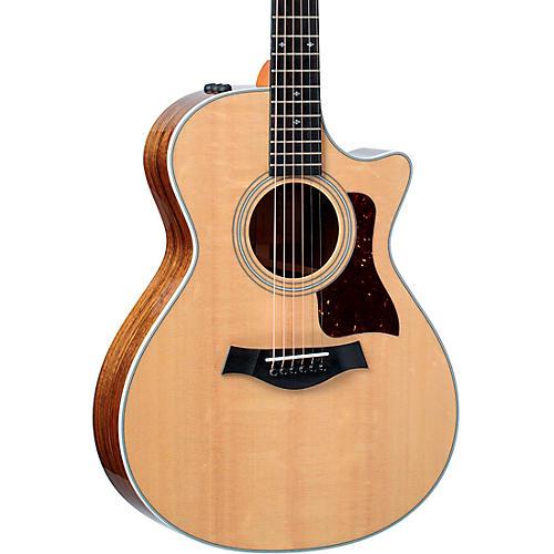 Taylor 412ce V-Class Grand Concert Acoustic-Electric Guitar thumbnail