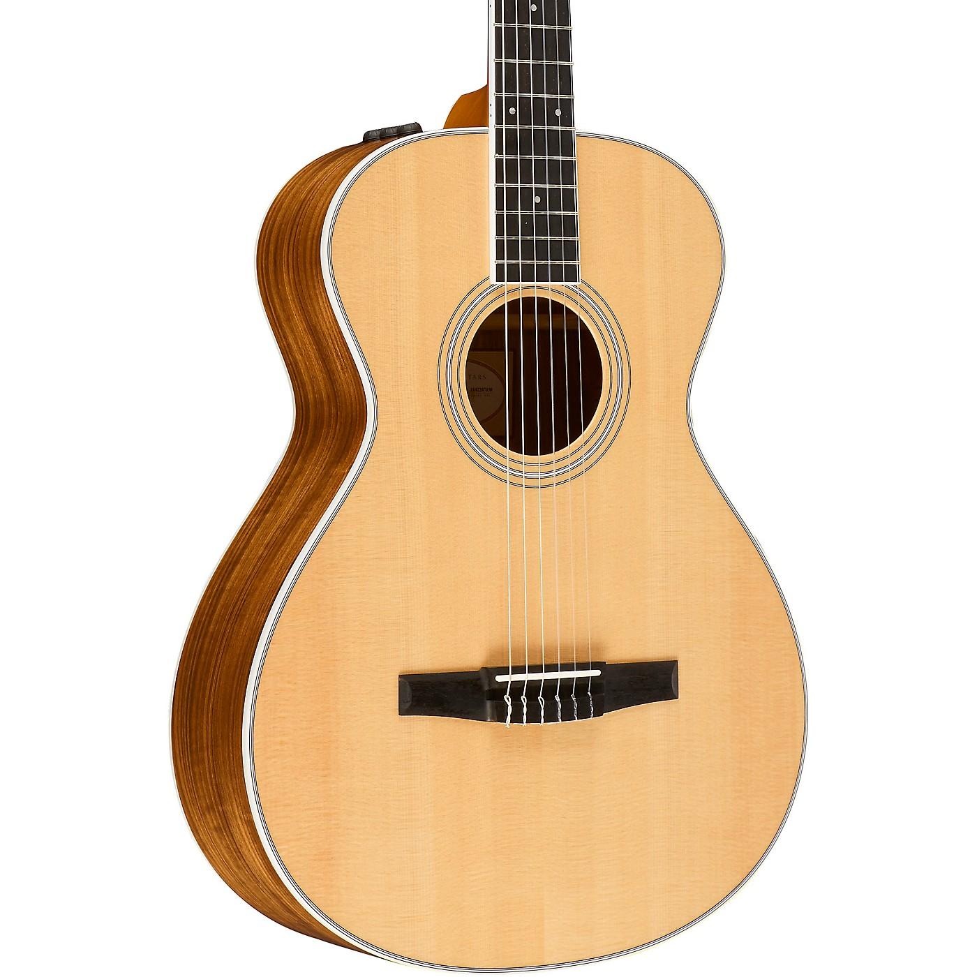 Taylor 412e-N Grand Concert Nylon String Acoustic-Electric Guitar thumbnail