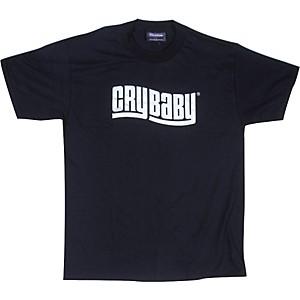 Dunlop Cry Baby T-Shirt Black Medium