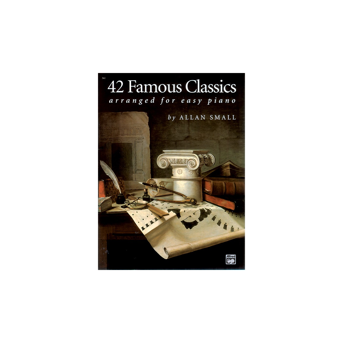Alfred 42 Famous Classics for Easy Piano thumbnail
