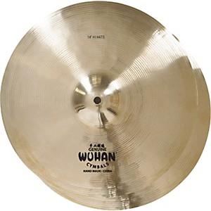 Wuhan Hi-hat Cymbal Pair 14