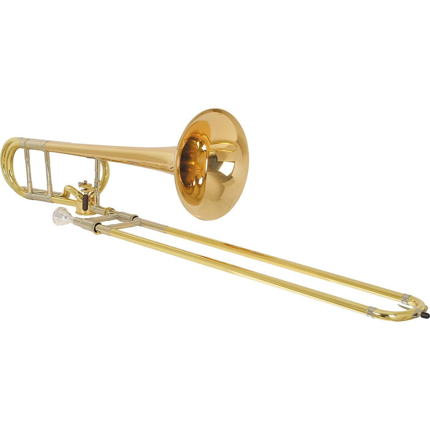Bach 42A Stradivarius Trombone with Hagmann Valve thumbnail