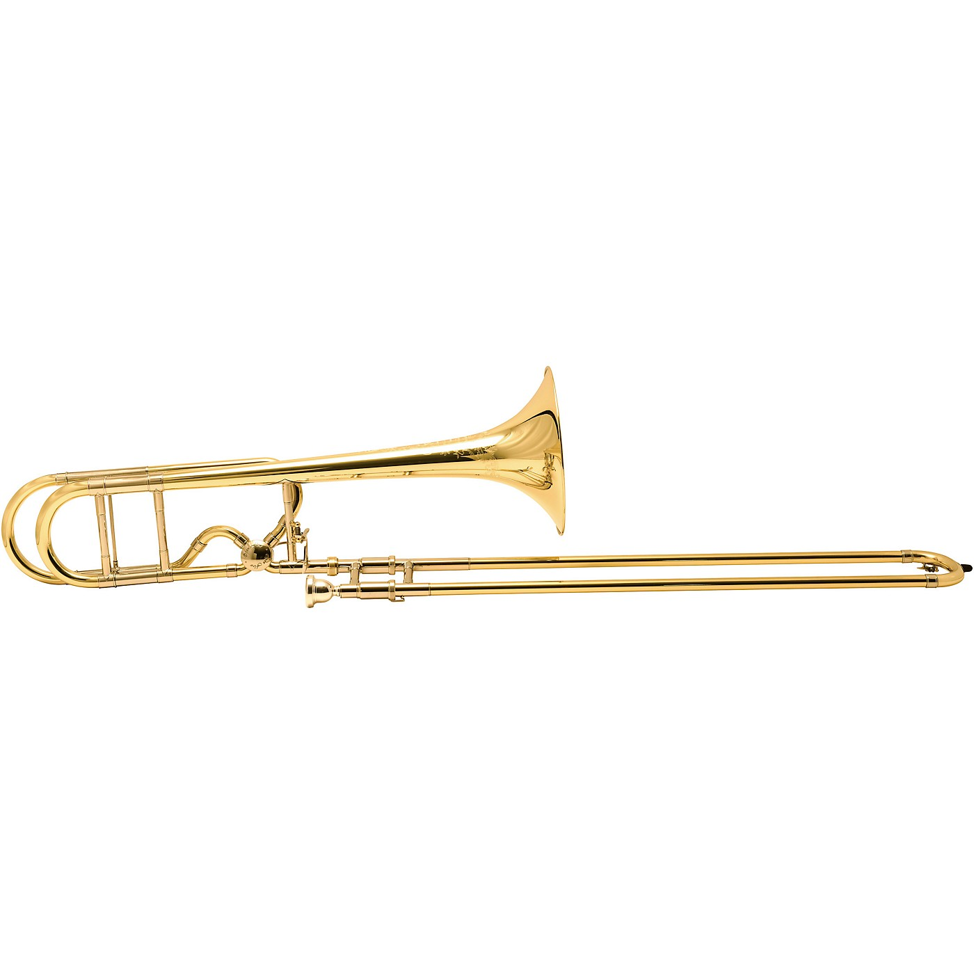 Bach 42BOF Stradivarius Centennial Series Professional F-Attachment Tenor Trombone thumbnail