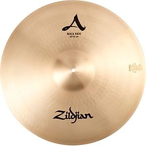 Zildjian A Series Rock Ride Cymbal 20 Inches