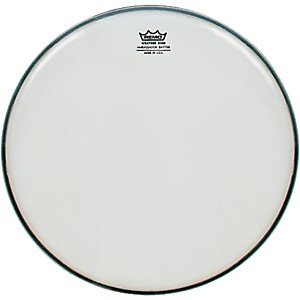 Remo Weatherking Smooth White Ambassador Batter 14 in.