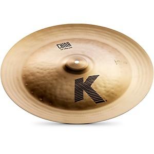 Zildjian K China Cymbal 17 Inches